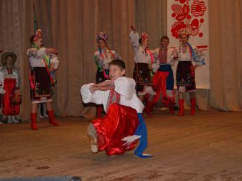 Щорічний фестиваль танцю «Козачок» у Кобеляках