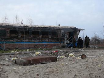 У Кишеньках вибухнула дача