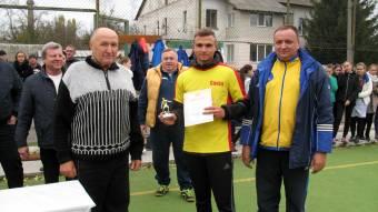 Олексія Жука привітали двома турнірами