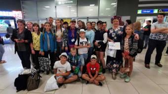Уже шестеро кобеляцьких дітей побували вБельгії