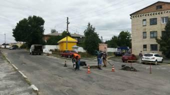 Ремонт доріг відновиться нап'яти вулицях
