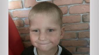 Поліція розшукує батьків маленького Ярослава