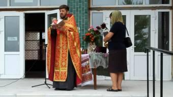Василівка пройшла обряд освячення