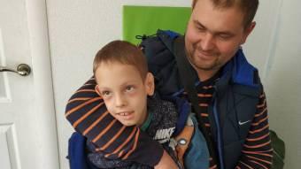 Нужна помощь ребенку с ДЦП из многодетной семьи