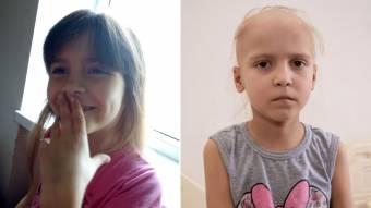 Восьмилетняя девочка с лейкозом находится в реанимации и нуждается в нашей помощи