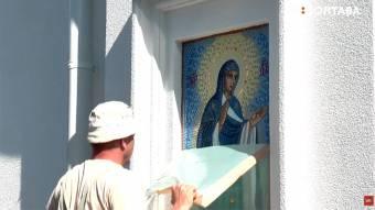 У Диканьці завершили будівництво першого храму Православної церкви України