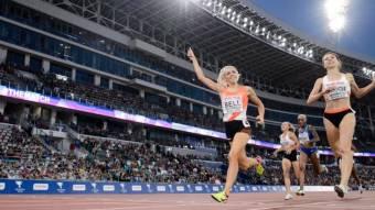 Легкоатлетичний матч Європа — США: Ольга Ляхова виборола срібло