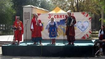 13 громад фестивалили вЦаричанці