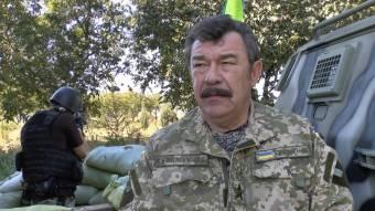 Президент звільнив генерала Олександра Кузьмука