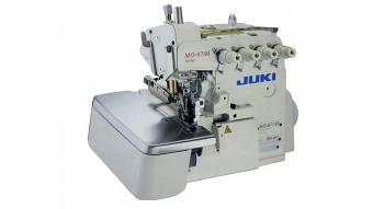 Швейное оборудование Juki: объять необъятное