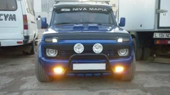 Якісна оптика на позашляховик існує – доведено Нива21