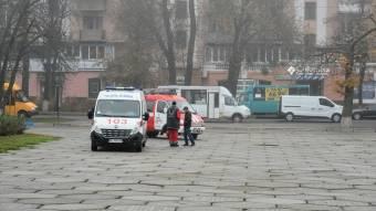 У Полтавській ОДА шукали вибухівку