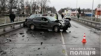 У Миргороді внаслідок ДТП травмована велосипедистка