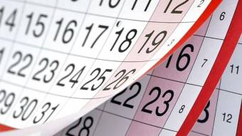 Календар свят в Україні у 2020 році