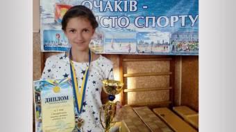 Анюта Гречишина стала номінантом престижної премії