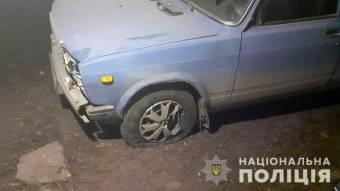 У Кобеляцькому районі збили водія скутера