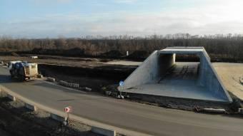 На трасі Київ-Харків-Довжанський будують надземну естакаду