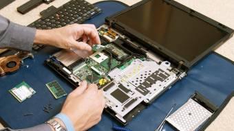 У ноутбуці полагодити можна все, навіть матрицю