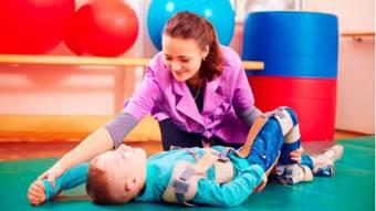 Реабілітація для дітей з інвалідністю