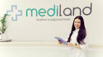 МЦ Mediland в списке лучших клиник Киева
