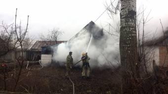 У Котельві у пожежі згоріла 69-річна жінка