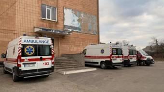 Як медики надають медичну допомогу в умовах обсерваціїу санаторії «Нові Санжари»