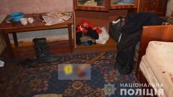 У Машівському районі жінка сокирою порубала свого чоловіка