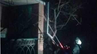 Кобеляцькі вогнеборці врятували від вогню житловий будинок