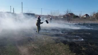 За минулу добу рятувальники ліквідували 16 пожеж на відкритих територіях