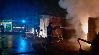У Кременчуці під час пожежі знайшли тіло невідомого чоловіка