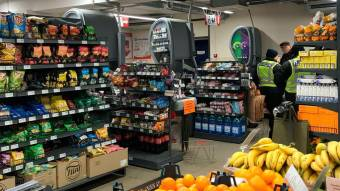 Житель Глобиного «замінував» супермаркет