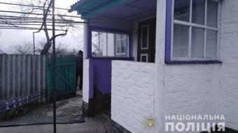 У Зіньківському районі під час сварки чоловік задушив дружину