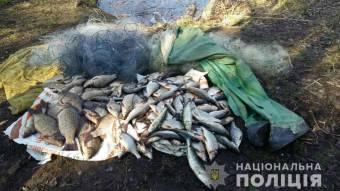 Інспектори «вполювали» рибалок-порушників