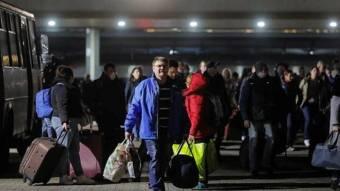 Дані про людей, які в'їхали в Україну, почали надходити у Кобеляки