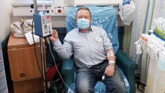 Наш земляк бореться із раком у Ізраїлі