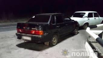 У Машівському районі чоловіка побили і відібрали у нього автомобіль