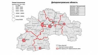 Царичанку планують приєднати до Дніпровського району