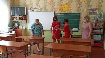 Перевіряють готовність закладів освіти до проведення ЗНО