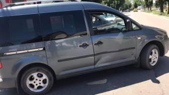 У Миргороді не розминулися два автомобілі