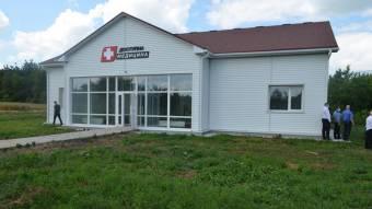 Три нові амбулаторії в Гадяцькому районі відкриють уже в липні