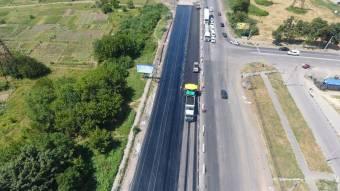 Ділянку траси Київ-Харків у межах Полтави завершать до кінця серпня