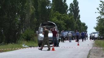Поліція обіцяє грошову винагороду за допомогу у викритті нападників на автомобіль «Укрпошти»