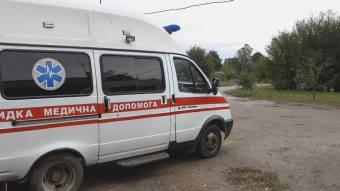 У Полтаві травмувався працівник «Нової пошти»