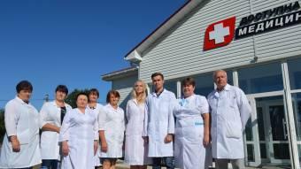 Три нові амбулаторії відкрили в Гадяцькому районі