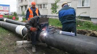Теплотрасу вНовосанжарській лікарні ремонтуватиме полтавська фірма