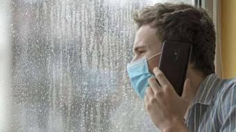 Хворі на коронавірус самоізолювались