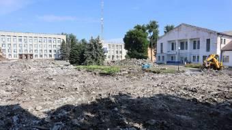 На Дніпропетровщині нареконструюють парків. Царичанський— уїх числі