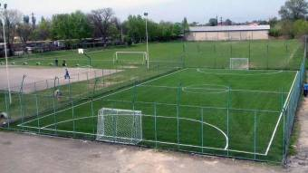Ляшківка спортивна: є два нових поля для футболістів