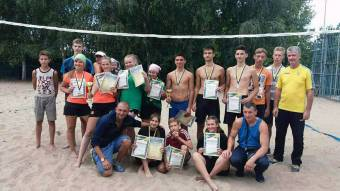 Новосанжарці повернулись із нагородами