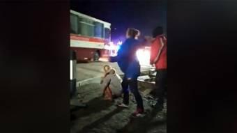 Кидав каміння вавтобуси— отримав штраф